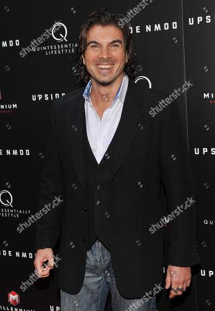 Editorial image of Special LA Screening of Upside Down, Los Angeles, USA - 12 Mar 2013