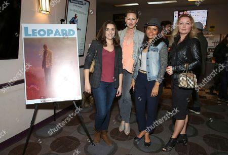 """Editorial picture of The American Premiere of """"Leopard"""", Los Angeles, USA - 27 Oct 2016"""