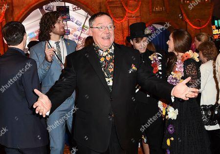 Stock Image of John Lasseter