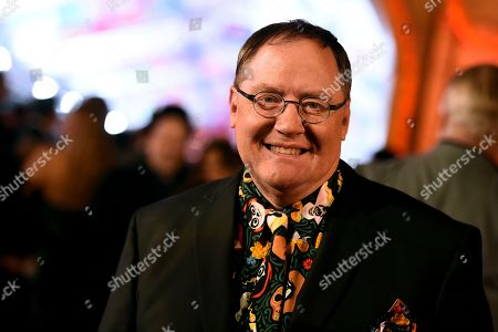 Stock Photo of John Lasseter