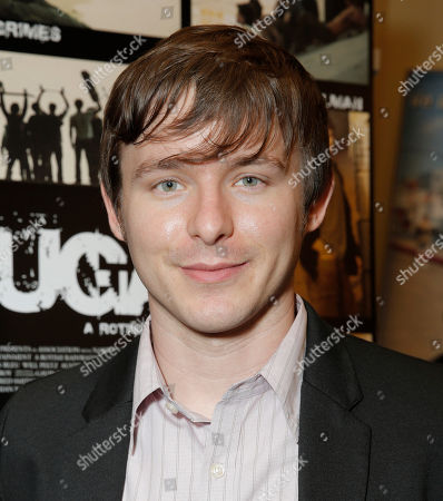 """Marshall Allman attends a special screening of """"Sugar"""" for Congress, in Washington DC"""
