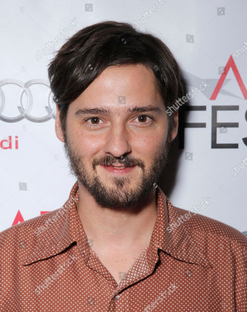 Carlos Marques-Marcet attends the Young Hollywood Roundtable at 2014 AFI Fest on in Los Angeles