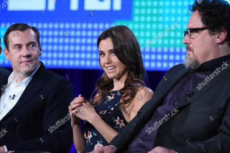 Editorial image of 2016 Winter TCA - MTV, Pasadena, USA - 6 Jan 2016