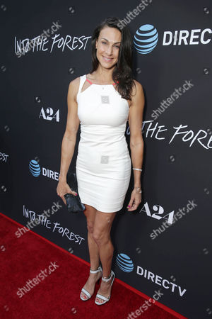 """Editorial image of A24 and DIRECTV Premiere of """"Into The Forest"""", Los Angeles, USA - 22 Jun 2016"""
