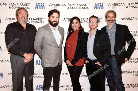 Editorial picture of American Film Market - Day 7, Santa Monica, USA - 8 Nov 2016