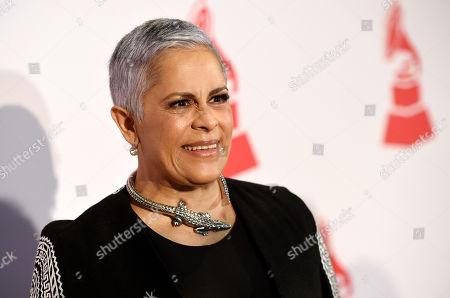 Editorial picture of CORRECTION 2016 Latin Grammy Awards - Special Merit Awards, Las Vegas, USA - 16 Nov 2016