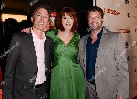 Editorial photo of Paradise Screening LA - Red Carpet, Los Angeles, USA - 6 Aug 2013
