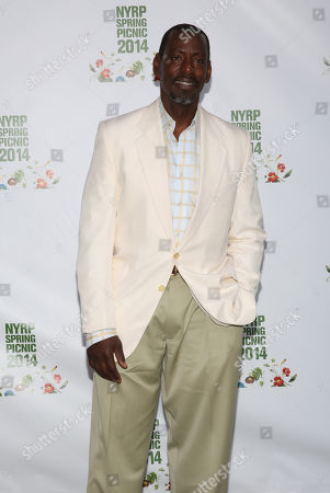 Ron Finley attends the New York Restoration Project's 13th Annual Spring Picnic at Riverside Park, in New York