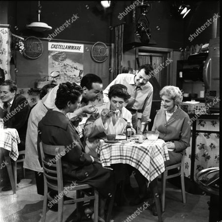 "Editorial picture of ""Coronation Street"" TV Series - 1961"