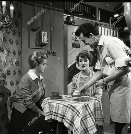 "Editorial image of ""Coronation Street"" TV Series - 1961"