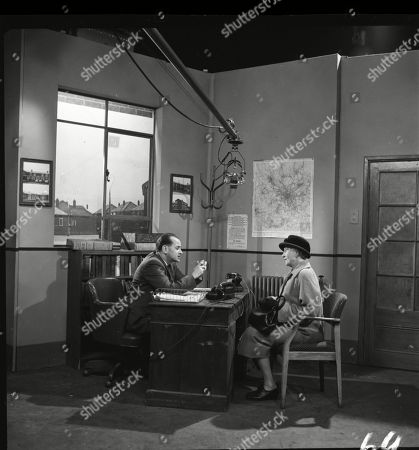 Stock Image of Cast Member and Norah Hammond (as Nancy Leathers)