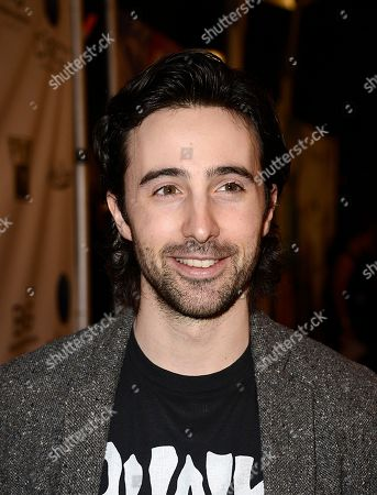"""Editorial image of West Coast Special Screening of """"CBGB"""" - Red Carpet, Los Angeles, USA - 1 Oct 2013"""