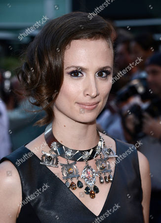"""Editorial picture of West Coast Special Screening of """"CBGB"""" - Red Carpet, Los Angeles, USA - 1 Oct 2013"""
