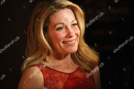 """Actress Marin Mazzie attends the after party for the opening night of """"Bullets Over Broadway"""" at The Metropolitan Museum of Art on in New York"""