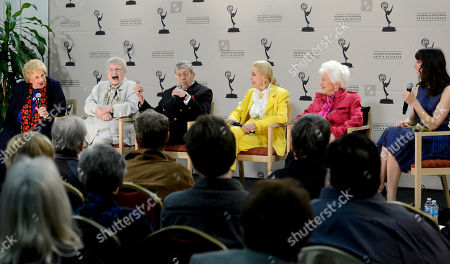 """Editorial picture of Academy of Television Arts & Sciences Presents """"Retire From Showbiz? No Thanks!"""" - Panel, North Hollywood, USA - 31 Jan 2013"""