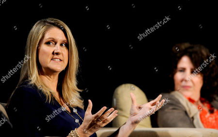 """Stock Picture of MARCH 26: Creator/executive producer DeAnn Heline participates in the Academy of Television Arts & Sciences Presents an Evening with """"The Middle"""" panel on in North Hollywood, California"""