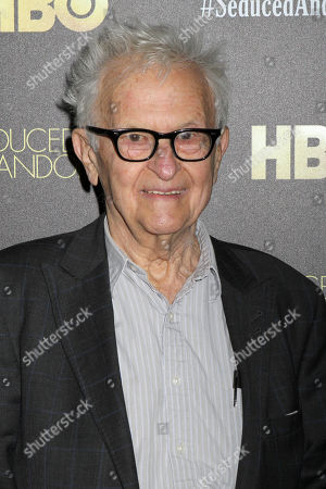 "Albert Maysles attends the HBO premiere of ""Seduced And Abandoned"" at The Time Warner Center on in New York"