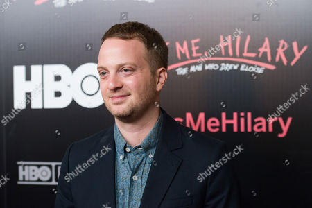 """Director Matt Wolf attend a screening of HBO's """"It's Me, Hilary: The Man Who Drew Eloise"""" at the Plaza Hotel on in New York"""