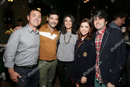"""Editorial image of Paramount Digital Entertainment Premiere Screening of """"Beef"""", Los Angeles, USA - 14 Oct 2014"""