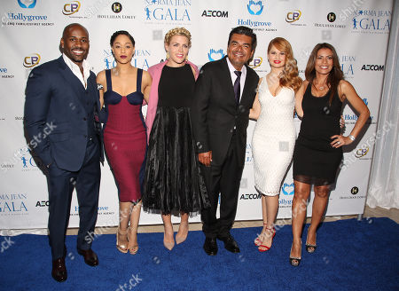 Editorial picture of The Norma Jean Gala 2014, Beverly Hills, USA - 18 Mar 2014