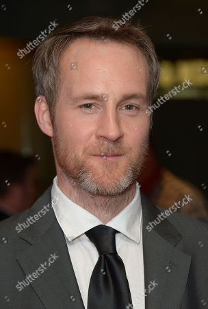 """Peter McDonald arrives at the UK Screening of """"The Stag"""" at Vue Cinema in London on Thursday, March. 13th, 2014"""