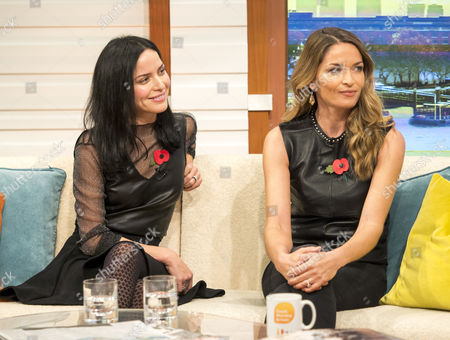 Editorial image of 'Good Morning Britain' TV show, London, UK - 09 Nov 2017