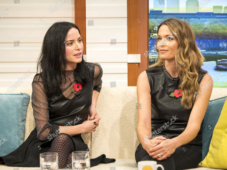 Editorial picture of 'Good Morning Britain' TV show, London, UK - 09 Nov 2017