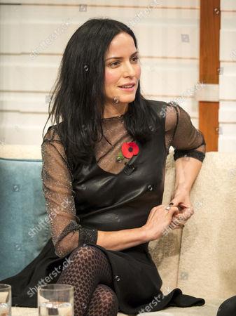 Editorial photo of 'Good Morning Britain' TV show, London, UK - 09 Nov 2017