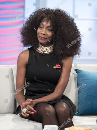 Editorial picture of 'Lorraine' TV show, London, UK - 09 Nov 2017