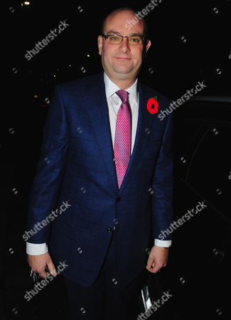 Editorial picture of Alex Sawyer out and about, London, UK - 08 Nov 2017
