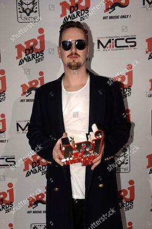 Editorial picture of NRJ DJ Awards, Monaco, France - 08 Nov 2017