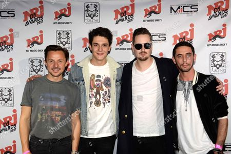 Martin Solveig, Kungs, Robin Schulz and The Avengers
