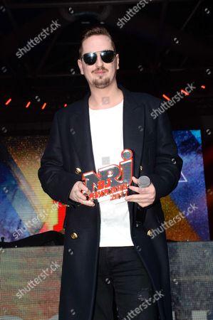 Robin Schulz (NRJ DJ Award Honor)