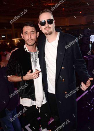 Editorial photo of NRJ DJ Awards, Monaco, France - 08 Nov 2017