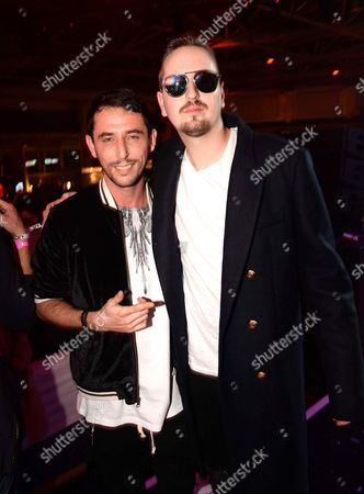 The Avener and Robin Schulz