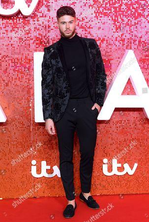 Editorial photo of The ITV Gala, Arrivals, London Palladium, UK - 09 Nov 2017