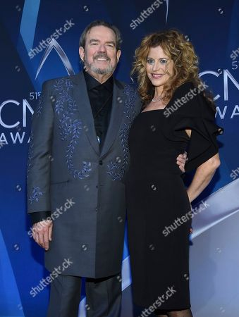 Editorial picture of 51st Annual CMA Awards - Press Room, Nashville, USA - 08 Nov 2017