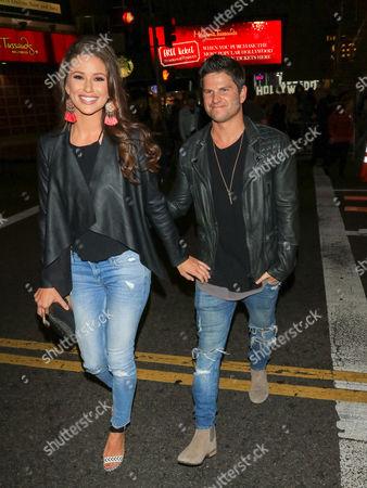 Daniel Booko and Nia Sanchez