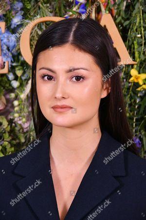 Stock Image of Peony Lim