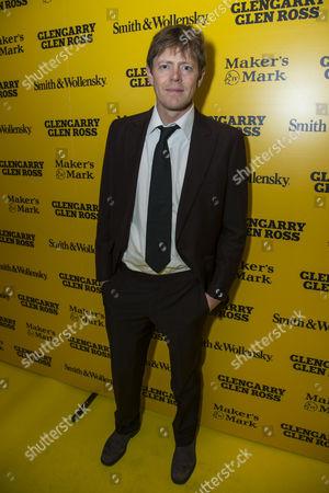 Kris Marshall (John Williamson)