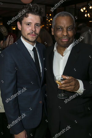 Sam Yates (Director) and Don Warrington (George Aaronow)