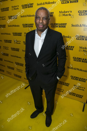 Don Warrington (George Aaronow)