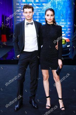 Luise Befort and partner Eugen Bauder