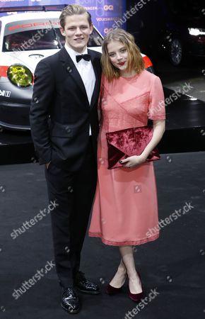 Max von der Groeben and Jella Haase