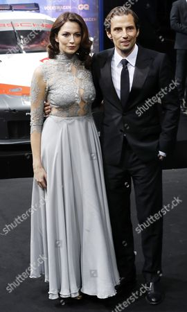 Quirin Berg and Kara Hecker