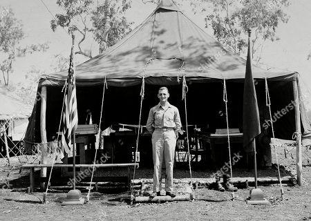 Editorial image of WWII Missing Hero General - 09 Nov 2017