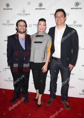 David Shapiro, Amy Emmerich, Michael A. Pruss