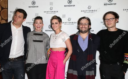 Michael A. Pruss, Amy Emmerich, Kristen Stewart, David Shapiro, Josh Kaye