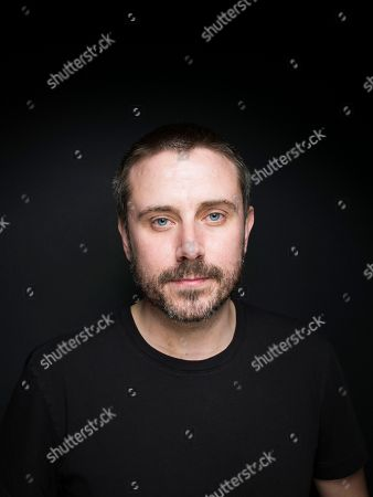 """Journalist/Author Jeremy Scahill from the film """"Dirty Wars"""" poses for a portrait during the 2013 Sundance Film Festival on in Park City, Utah"""