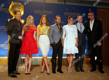 Editorial picture of 72nd Annual Golden Globe Awards Nominations Announcement, Beverly Hills, USA - 11 Dec 2014